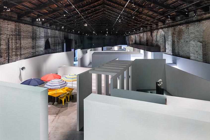 """alt=""""Mostre d'arte e architettura per l'estate - Biennale d'arte Venezia - Padiglione Italia"""""""