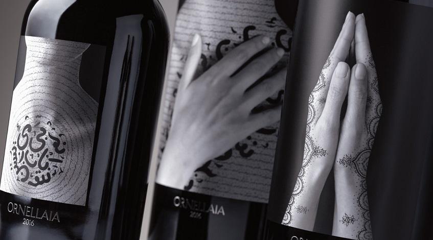"""alt=""""Vendemmia, degustazioni e bottiglie d'autore - Shirin Neshat Ornelliana"""""""