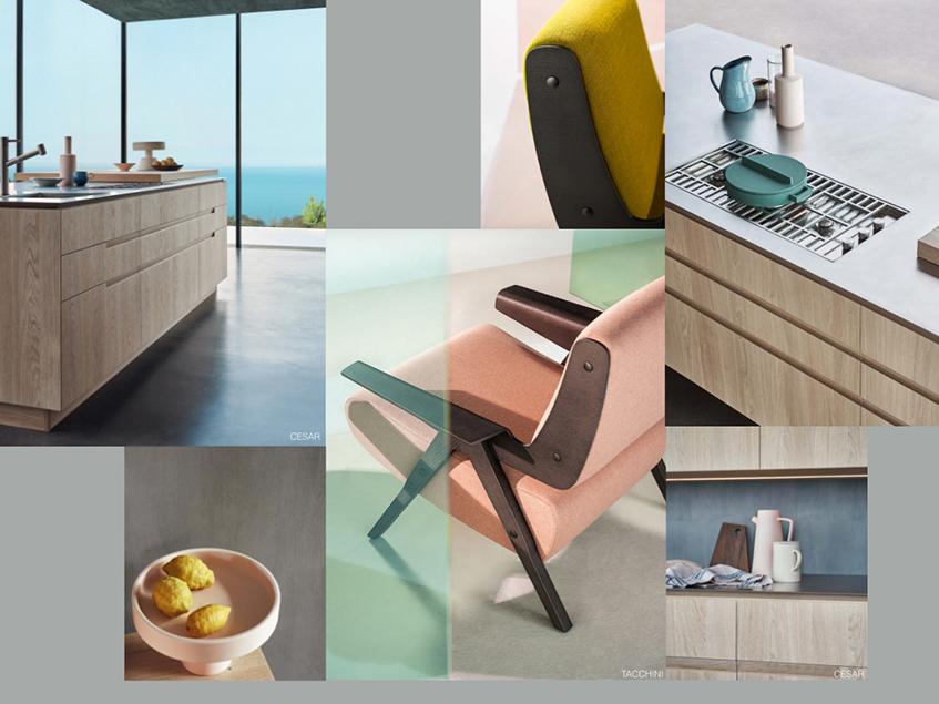 "alt=""Architettura olistica - Material board 01 -Estate 2020"""