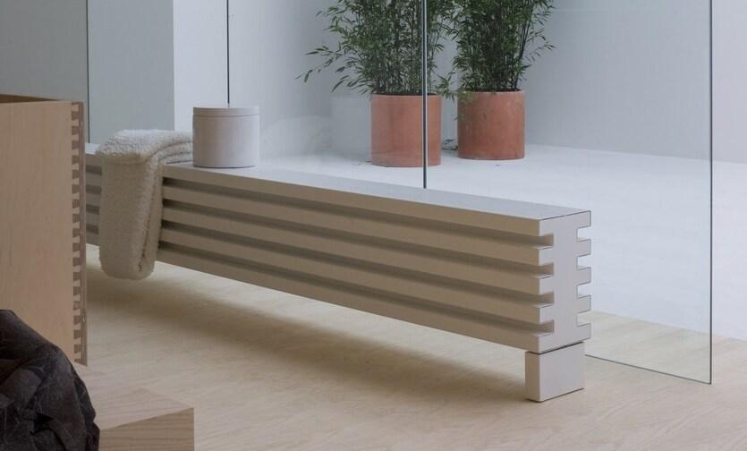 "alt:""materialiedesign bianco interior design soho tubes"""