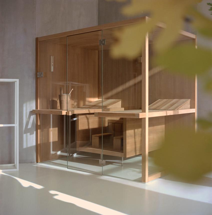 "alt: ""materialiedesign-tendenza-legno-2021-effe-air-sauna"""