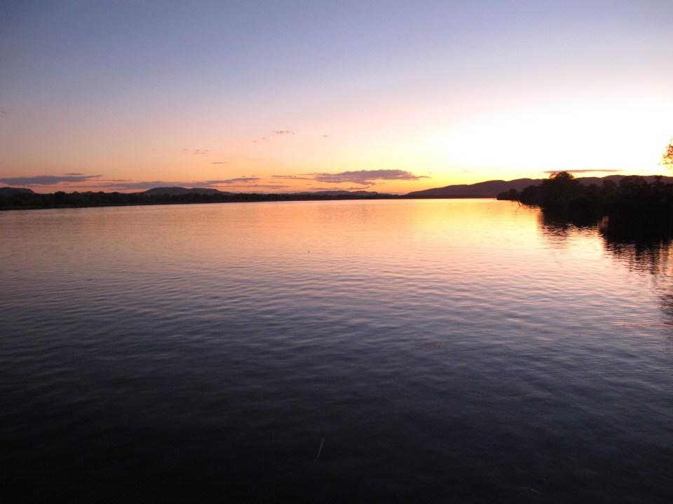 Wasserreich: Das Kinston-Resort.