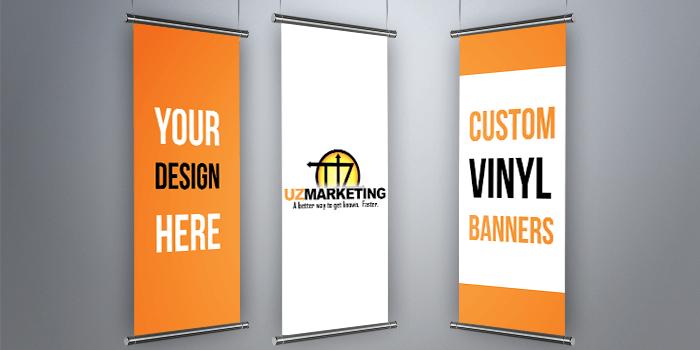 Custom Banners
