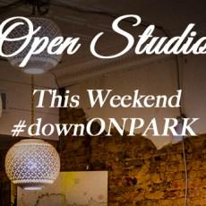 Open Studio This Weekend!