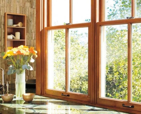 Деревянные окна — сравнение основных типов, подбор под архитектуру и дизайн дома (95 фото)