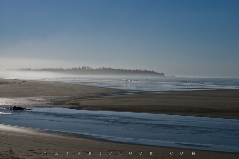 MatericLook: BeachMorning1 by Francesco Perratone, Canada Photography and Art