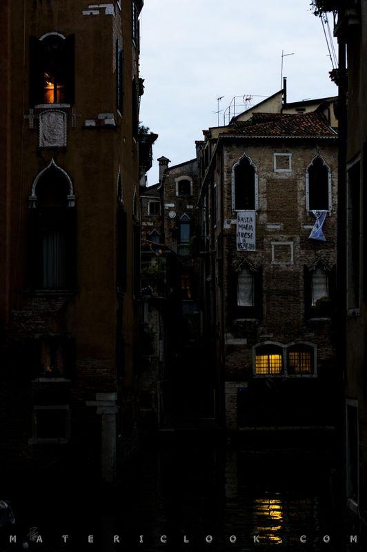 MatericLook: VeniceChineseMafia by Francesco Perratone