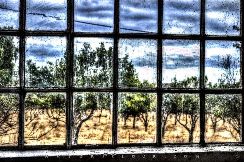 MatericLook: SaoFielWindow0 by Francesco Perratone, art, photography