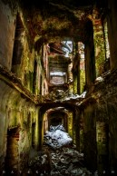 MatericLook: CollapsedCorridors0 by Francesco Perratone
