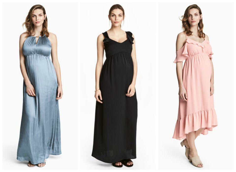 mejor amado bbd1a 6d859 Vestidos de fiesta para embarazadas | Maternidad como puedas