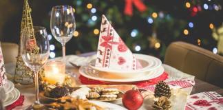 Ceia de Natal para gestantes