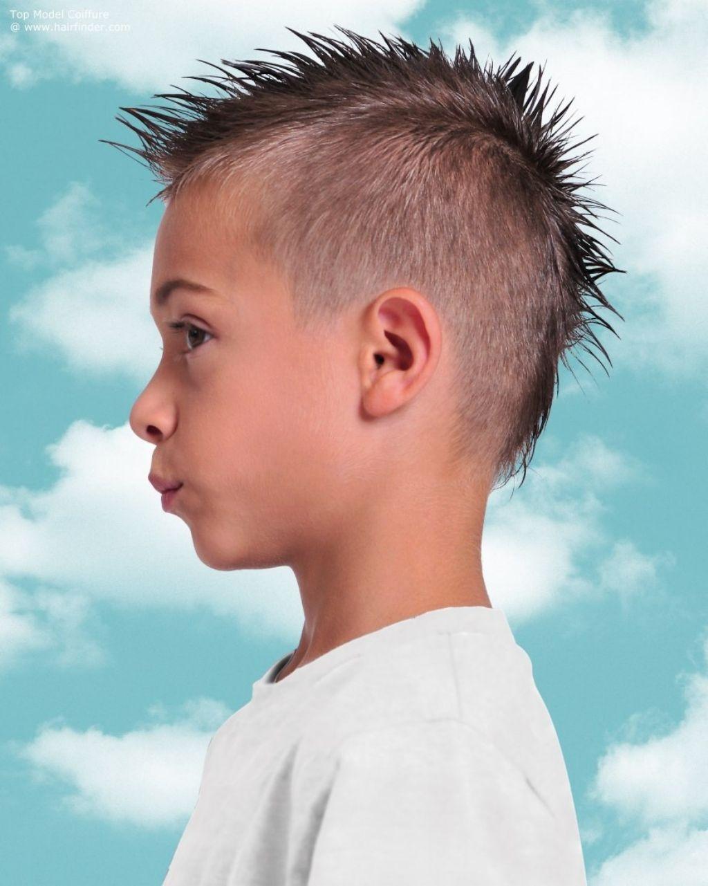 Cmo cortar el pelo a tu hijo y 20 ideas de cortes de pelo
