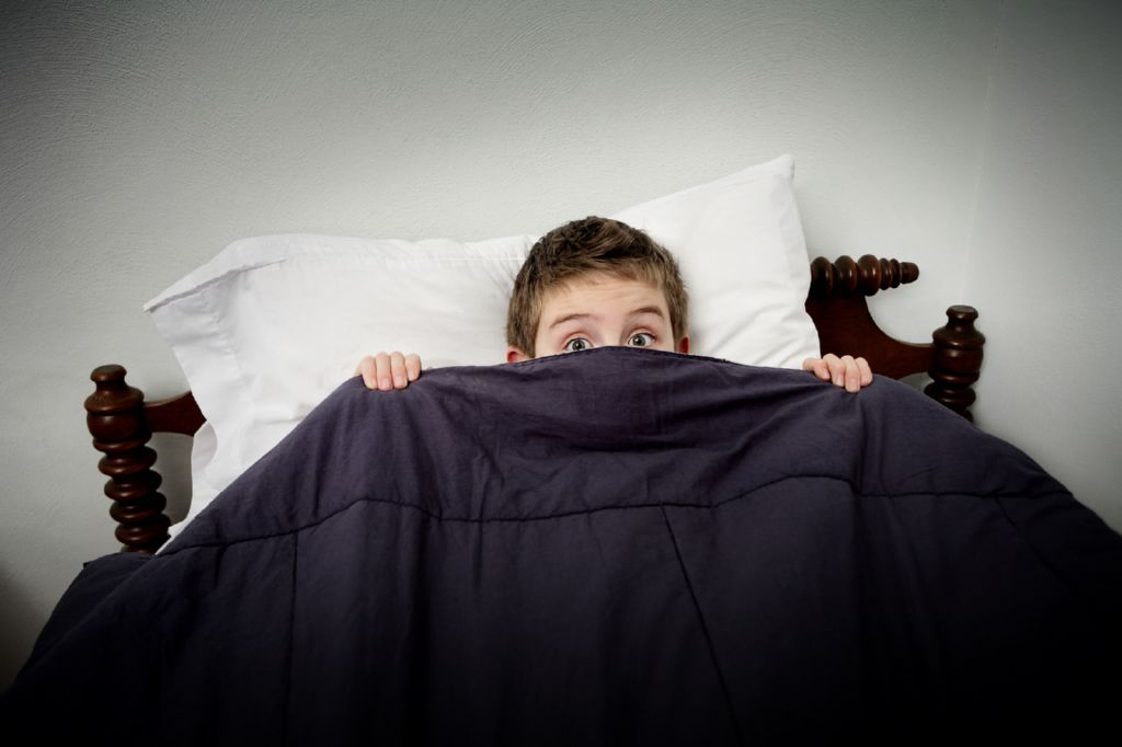Tratando terrores nocturnos en adultos