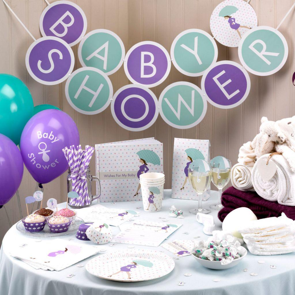 Cómo organizar un baby shower perfecto. Ideas, trucos y juegos