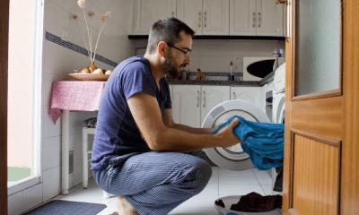 ¿Tu marido lava la ropa? ¡Qué suerte la tuya!
