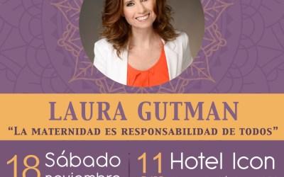 Laura Gutman en Chile y el Lado DARKS de la maternidad