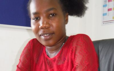 Hosiana helps our teenager mums