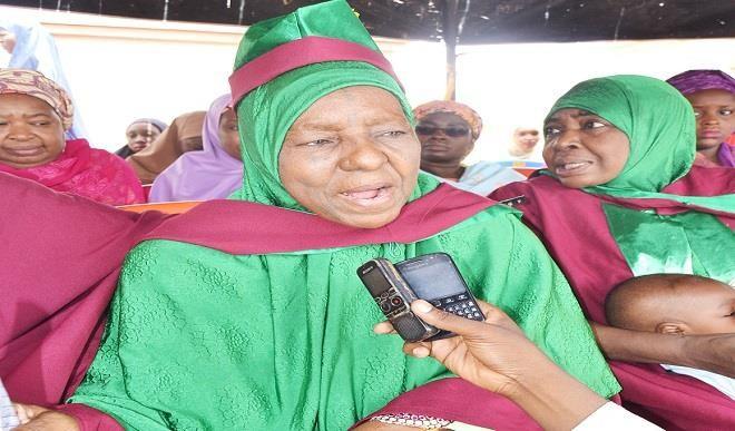 Nigerian Grandma graduates at 79
