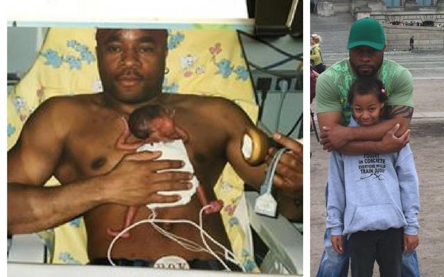 Nigerian Dad's testimony about his premature-born daughter