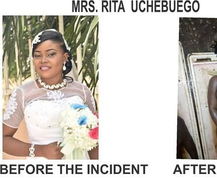 Mrs. Rita Uchebuego died at FMC Asaba after delivering twins