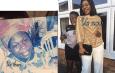 """Same Person?"" Nigerian mom's amazing post-baby body transformation shocks the internet"