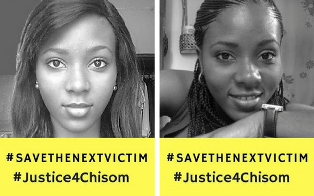 #Justice4Chisom-died during childbirth-magodo hospital