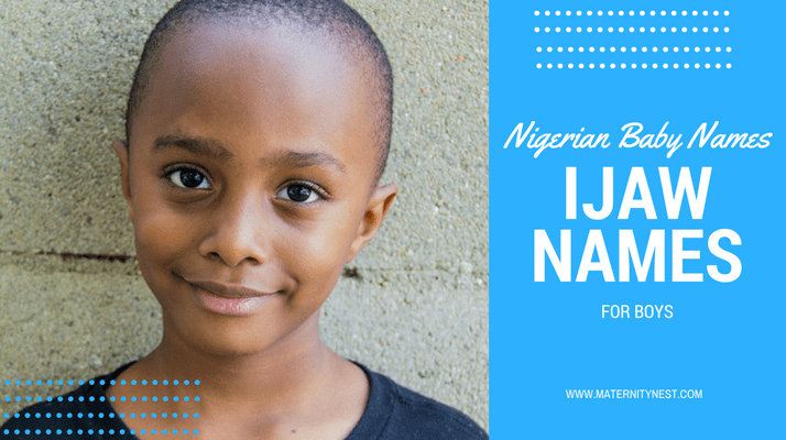 Nigerian Baby Names: 400 Ijaw Names For Boys And Their Meanings