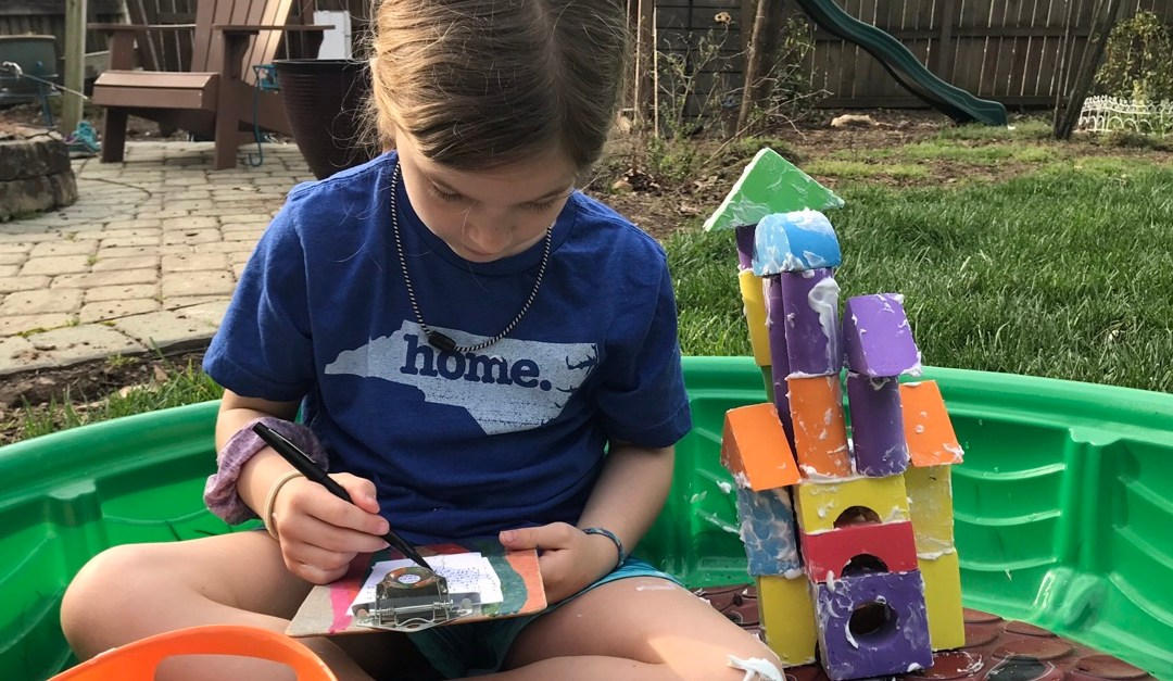 40 Art & Play Ideas for Connecting with Kids
