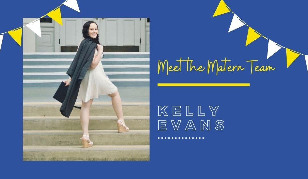 Meet the Team: Kelly Evans