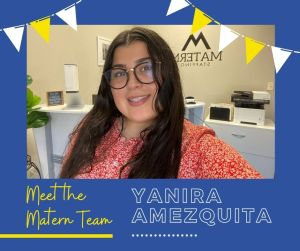A photo of Yanira for the first post Meet the Matern Team: Yanira