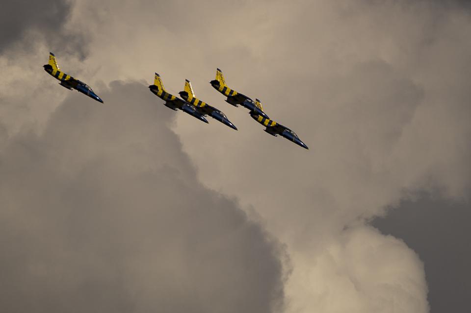 Radom Airshow Baltic Bees 2013