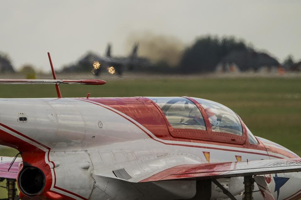 Radom Airshow Iskra 2013
