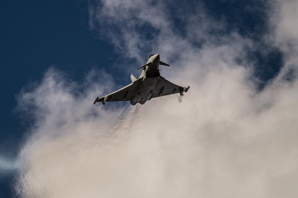 Radom Airshow EF-2000 Eurofighter 2013