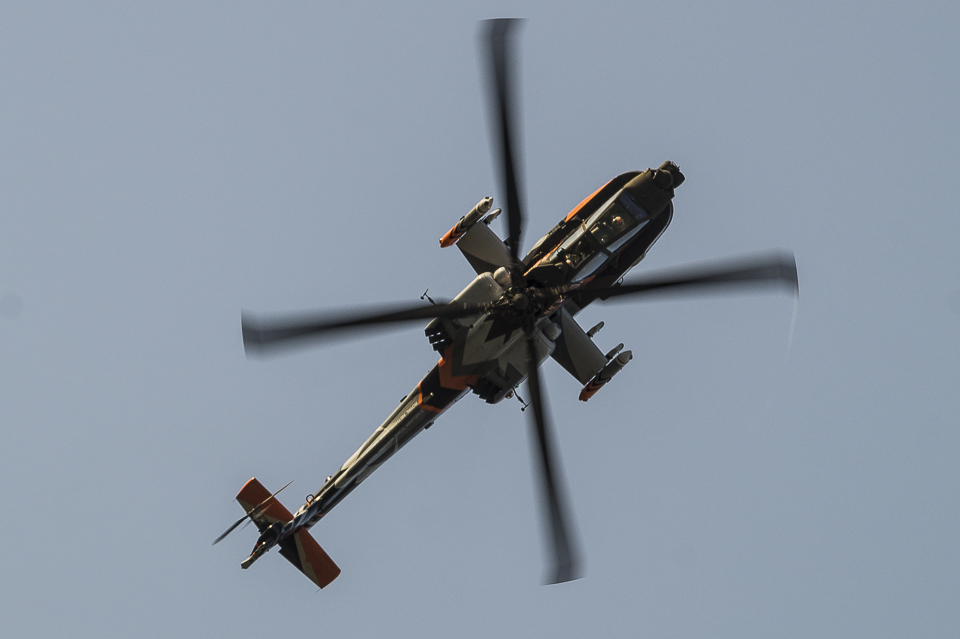 Radom Airshow Apache Demo Team 2013