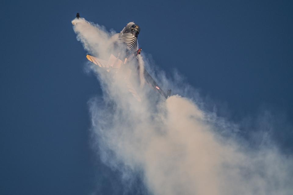 Radom Airshow Solo Turk F-16 2013