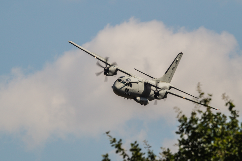 Radom Airshow Spartan 2013