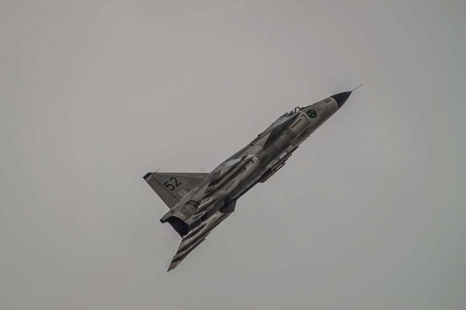 Viggen NATO Days 2013 zdjęcia