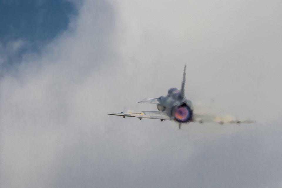 Viggen NATO Days 2014