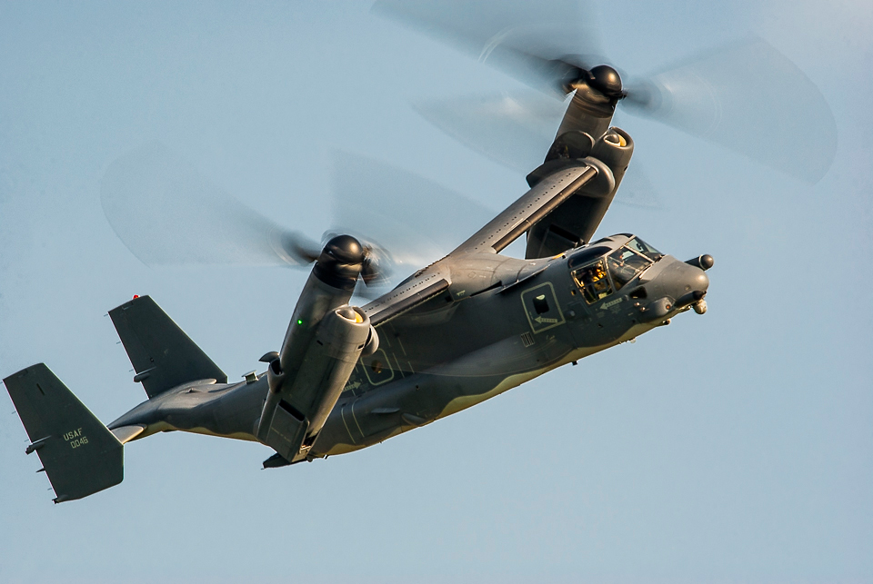 Osprey NATO Days 2014