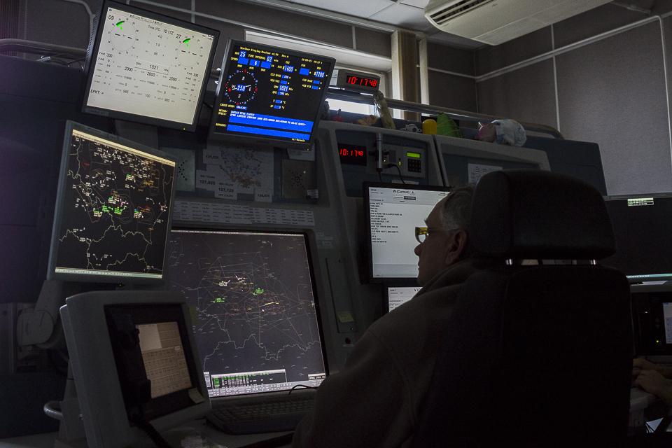 Balice - wieża, EPKK Approach