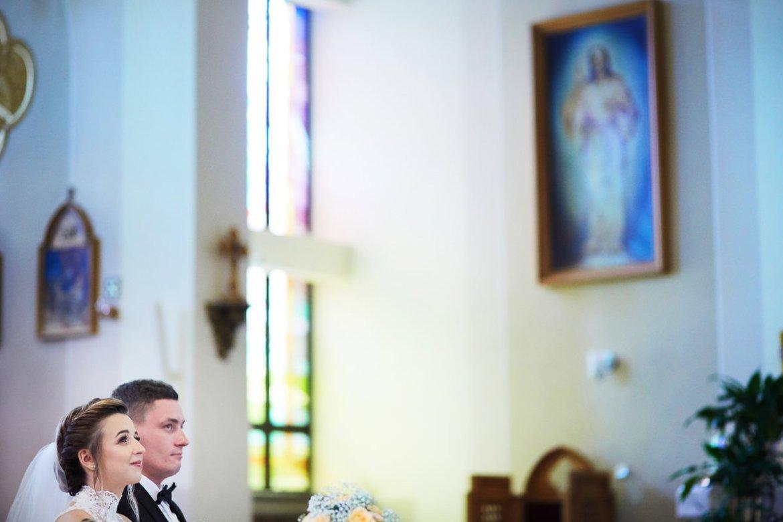 Mateusz Przybyła, Ślub Pszczyna, Kościół Stara Wieś, Fotografia ślubna Mateusz Przybyła, fotograf Śląsk