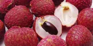 فاكهة الليتشي