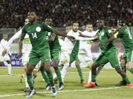 Algerie vs Nigeria