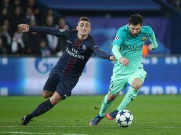 PSG vs Barça