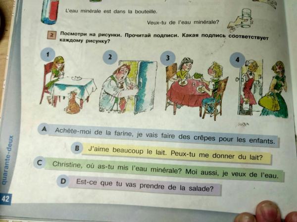 Помогите с французским