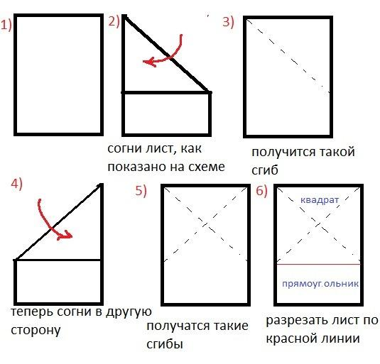 когда как из прямоугольной картинки сделать квадратную карты альфа это