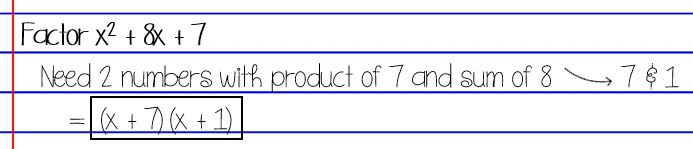 5 Ways To Use Factor Trees In Middle School Math