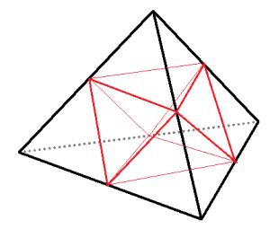 正四面体 図5