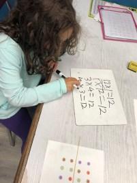 Arrays in Multiplication