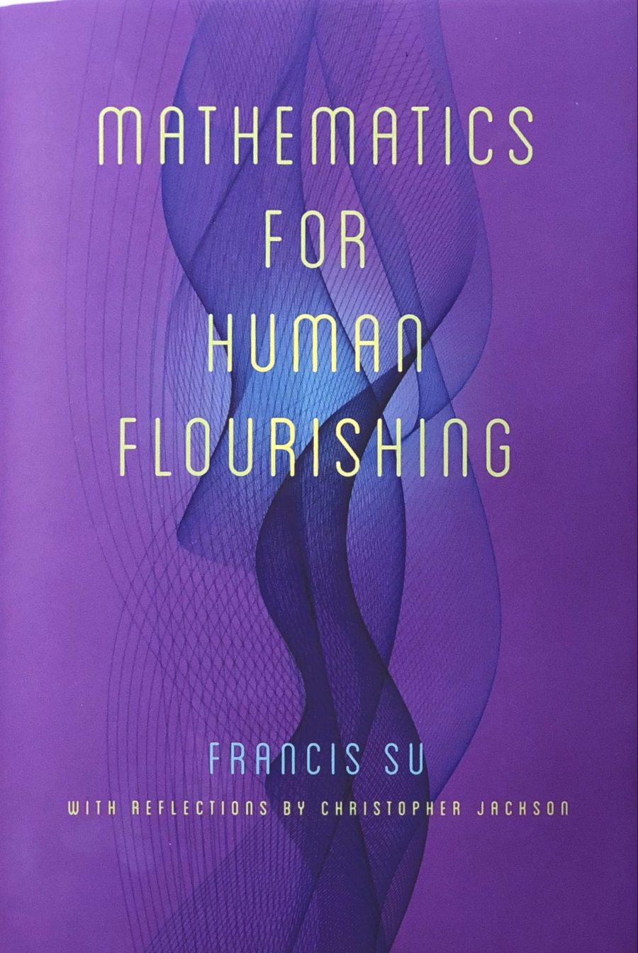 Book Cover: Mathematics for Human Flourishing